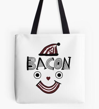 Bacon Face Tote Bag