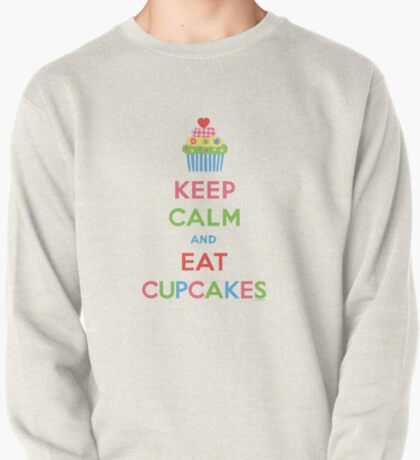 Keep Calm and Eat Cupcakes 5  T-Shirt