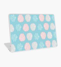 Brainy Pastel Pattern (Awesome Pastel Brains) Laptop Skin