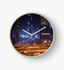 Downtown Dubai Clock