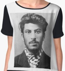Young Stalin Chiffon Top