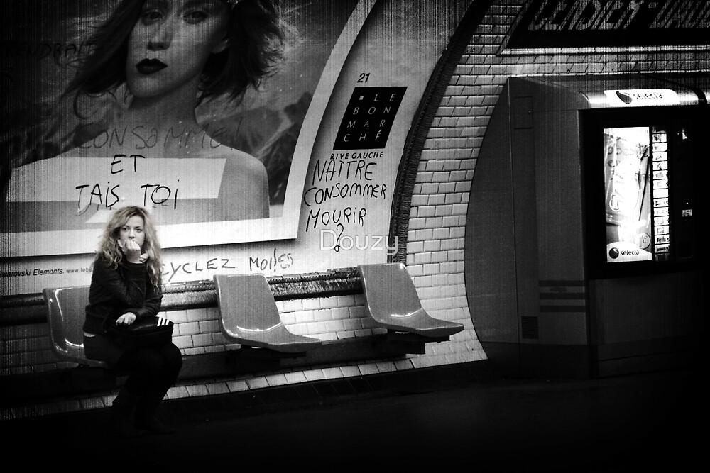 Le dernier Metro by Douzy