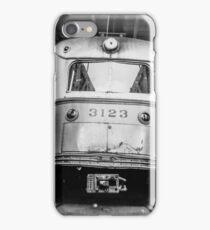 Vintage Streetcar Trolley 1219 iPhone Case/Skin