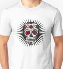 Sugar Skull two Unisex T-Shirt