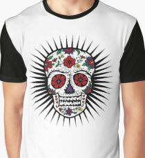Sugar Skull two Graphic T-Shirt
