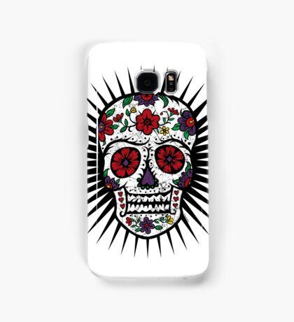 Sugar Skull two Samsung Galaxy Case/Skin