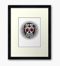 Sugar Skull two Framed Print