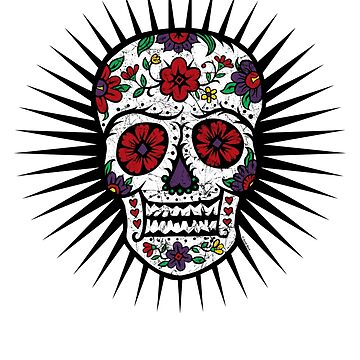 Sugar Skull two by andibird