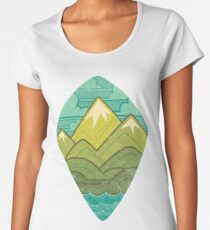 Sea to Sky Women's Premium T-Shirt