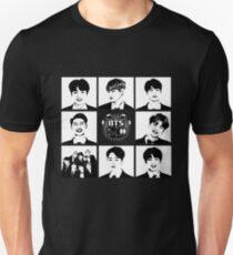BTS Members  Unisex T-Shirt