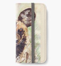 African Wild Dog iPhone Wallet/Case/Skin