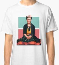 Frida Kahlo Vogue Classic T-Shirt