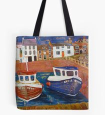 Crail Harbour 1 Tote Bag