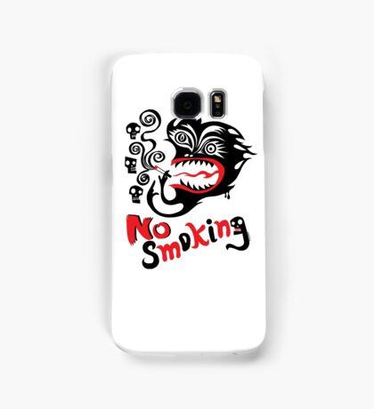 No Smoking - monster Samsung Galaxy Case/Skin