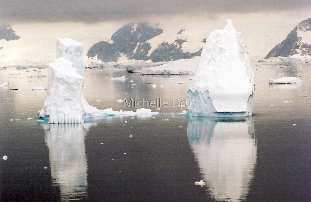 Ice. by Michelle Dry