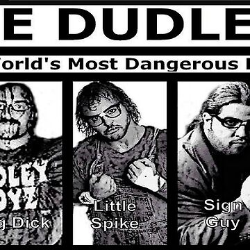 dudley boys by loloman23