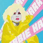 Women of Punk  - Debbie Harry (Alternative version) by danellemichaud