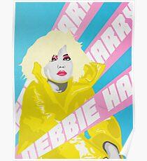 Women of Punk  - Debbie Harry (Alternative version) Poster