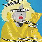 Women of Punk - Debbie Harry by danellemichaud
