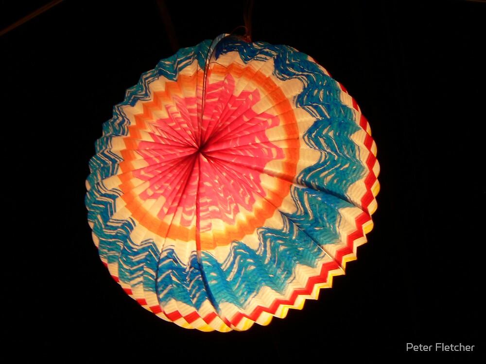 Lantern, Tepoztlan by Peter Fletcher