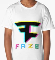 Faze Clan 3D Long T-Shirt
