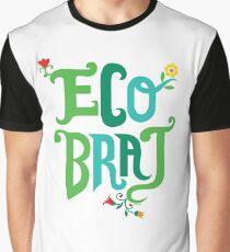 Eco Brat Graphic T-Shirt
