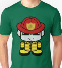 Firefighter HERO'BOT Toy Robot 2.0 Unisex T-Shirt