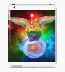 Vinilo o funda para iPad Rainbow Mewnicorn en Spacez