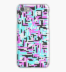 DOS Dreams - CGA Palette 1 iPhone Case/Skin