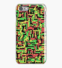 DOS Dreams - CGA Palette 2 iPhone Case/Skin