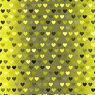 Hearts Pattern by Olga Chetverikova