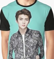 Sehun EXO Graphic T-Shirt