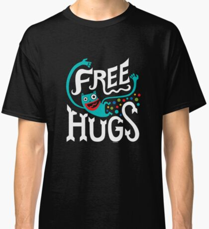 Free Hugs - on dark Classic T-Shirt