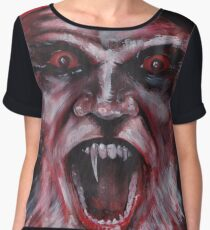 The Dark Tower - The Crimson King Chiffon Top