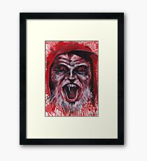 The Dark Tower - The Crimson King Framed Print