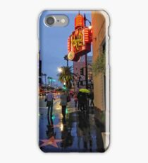 Hollywood and Vine iPhone Case/Skin