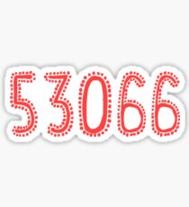 53066 Sticker