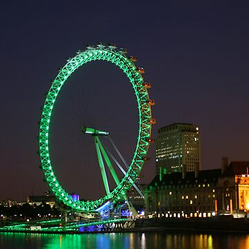 AnotherLondon eye by adriano