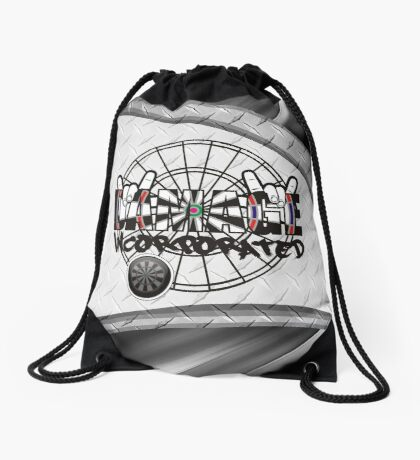 Damage Incorporated Darts Shirt Drawstring Bag