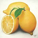 """Two and a Half Lemons""  by Rik Kent"