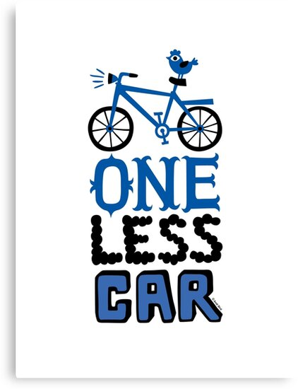 One Less Car by Andi Bird
