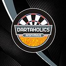 Dartaholics Anonymous Darts Shirt by mydartshirts