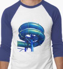 Intestinal Track Men's Baseball ¾ T-Shirt