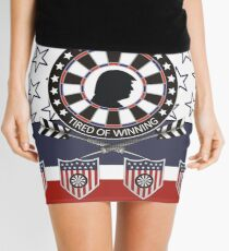 DeploraBulls Darts Shirt Mini Skirt
