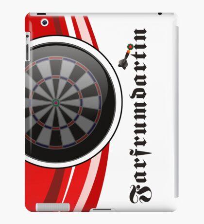 Farfrumdartin Darts Shirt iPad Case/Skin