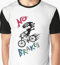 No Brakes Graphic T-Shirt