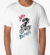 No Brakes Long T-Shirt