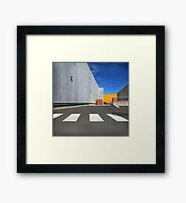 Urban dollar Framed Print