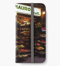 Mauro Frutta - Florence iPhone Wallet/Case/Skin