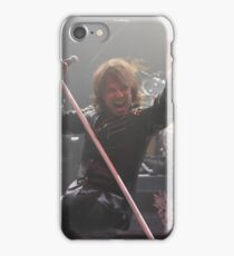 Joey Tempest - Europe iPhone Case/Skin